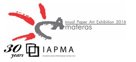 Convocatoria: 8º Exhibición Anual Internacional de Arte en Papel  AMATERAS