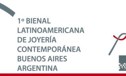 Nuevas fechas de la Bienal Latinoamericana de Joyería Contemporánea «Puentes»