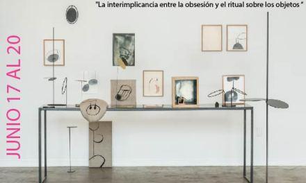 """Workshop con Iris Eichenberg en Buenos Aires, """"La interimplicancia entre la obsesión y el ritual sobre los objetos"""""""