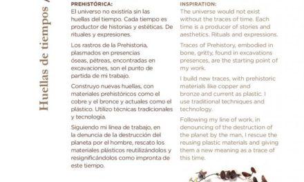 «Joya. La inspiración en el pasado», exposición en Burgos con la participación de Mabel Pena
