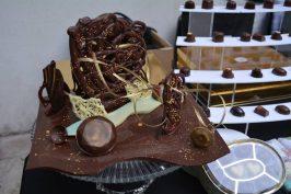 """""""Puentes"""" de chocolate"""