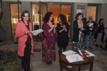 Paola Fritz, Laura Giusti, Felicitas Luna, Paula Isola