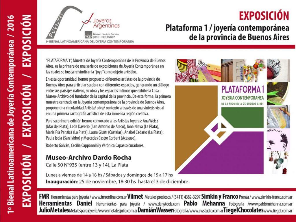 feef59f38b7b ... Bienal Latinoamericana de Joyería Contemporánea «Puentes»