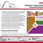 Plataforma 1, muestra de joyería contemporánea en La Plata, en el marco de la Bienal