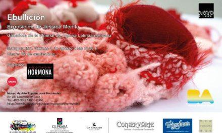 """Mañana inaugura """"Ebullición"""", de Jessica Morillo, en el José Hernández"""