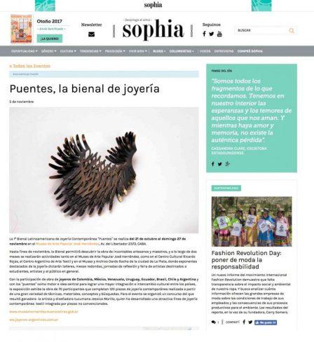 sophia b