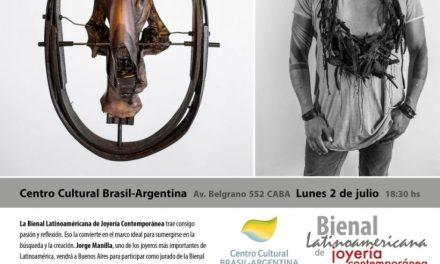 Conferencia: Entre la creación y destrucción, a cargo de Jorge Manilla