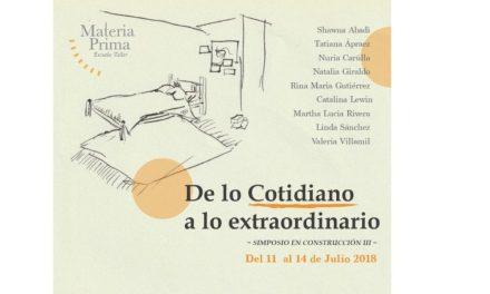 De lo cotidiano a lo extraordinario, exposición de Materia Prima en Antioquia