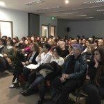 Nuria Carulla y Jorge Manilla, para empezar la Bienal de la mejor manera