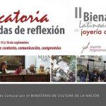 Convocatoria: ponencias para las jornadas de reflexión
