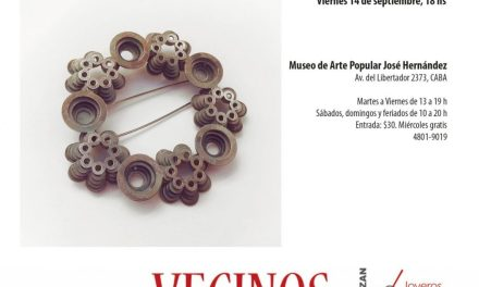 Bienal 2018: «A lo lejos», exposición de Nuria Carulla (Colombia)