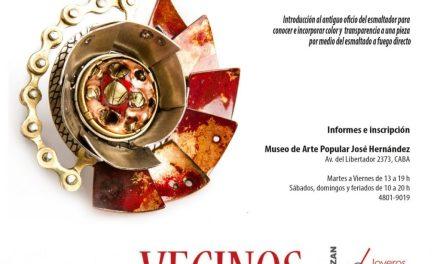 Bienal 2018: dos seminarios de esmalte a fuego, a cargo de Luna Ventura