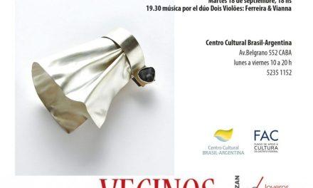Bienal 2018: Hoy inaugura la expo brasileña «Aquilo que abraça»