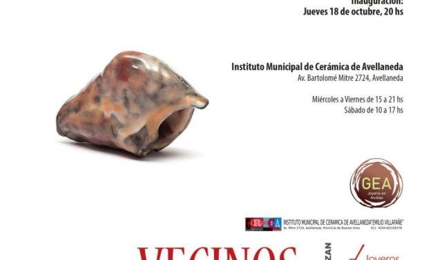 Bienal 2018: Hoy inaugura Gea, expo de joyería y arcilla en el IMCA (Avellaneda)