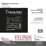 Bienal 2018: Hoy inaugura Travesías, en Junín