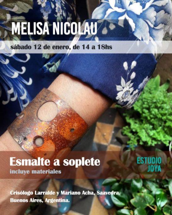 Melissa Nicolau