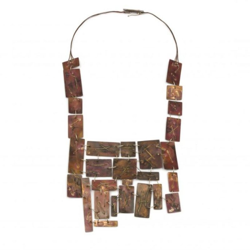 Hebe Argentieri - Collar Lazos