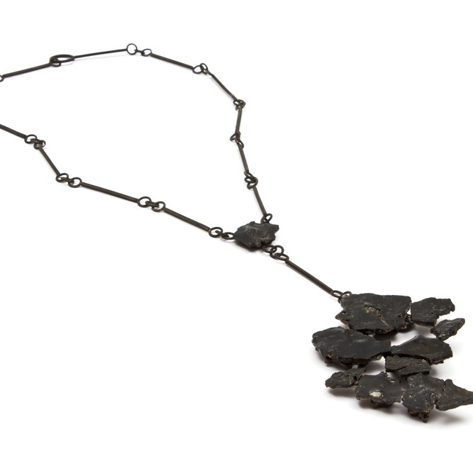 Hebe Argentieri - Collar Opus Nigrum