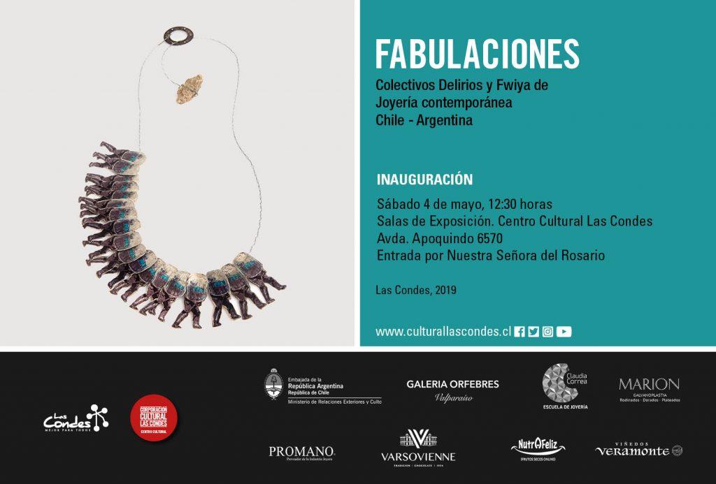 Fabulaciones, de Fwiya y Delirios, en Chile