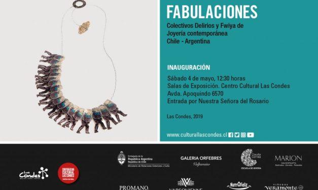 Este sábado inaugura «Fabulaciones» en Las Condes, Santiago de Chile