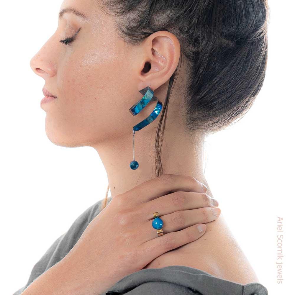 Ariel Scornik - Aros lágrimas azules
