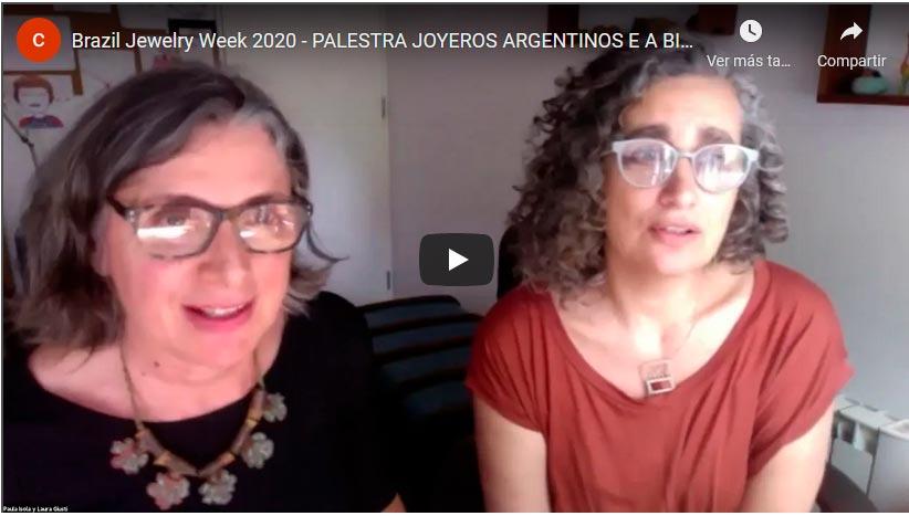 La Bienal y JA en Brasil Jewelry Week