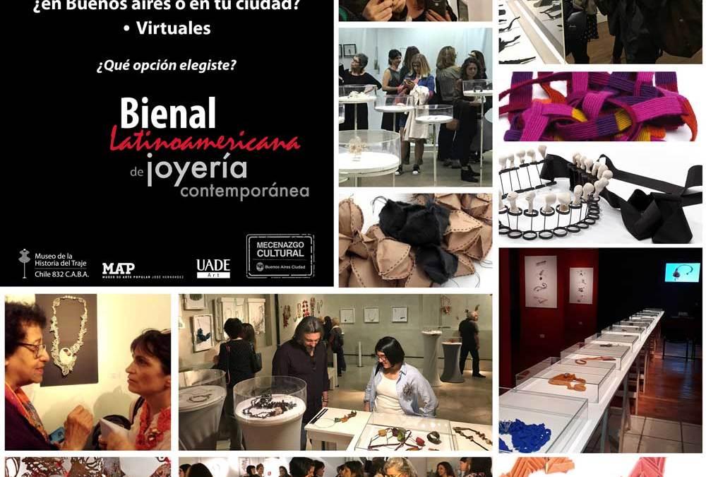 Presentá tu proyecto expositivo en la Bienal