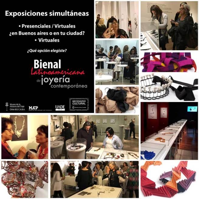 Exposiciones Bienal