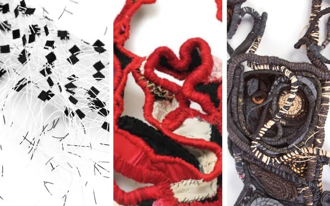 'Joyas rebeldes: las textiles', conversatorio organizado por el CAAT