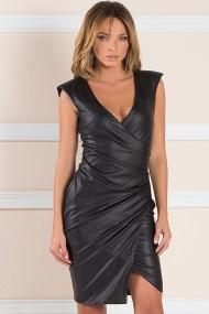 Meryem φόρεμα μαύρο