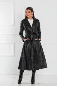 Zelie παλτό μαύρο