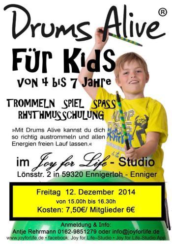 Drums Alive für Kids