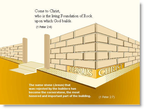 Christ - Coirnerstone