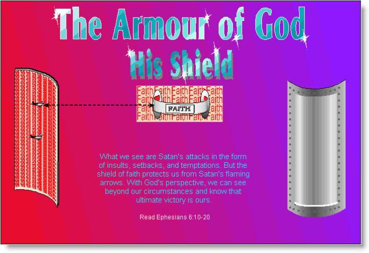 His Shield