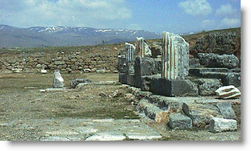 Antioch in Pisidia - 1