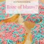 Roze VS Blauw #2