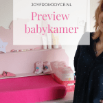 Preview babykamer
