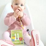 Sofie 11 maanden!