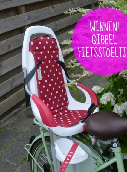 Review: Qibbel fietsstoel + WIN