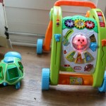Little tikes 3-in-1 Walker Activity table + WIN!