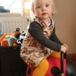 Sofie in Ninie Kinderkleding