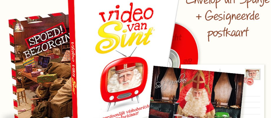 Video van Sint + win