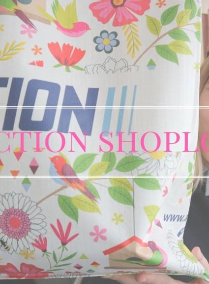 VIDEO | Action shoplog