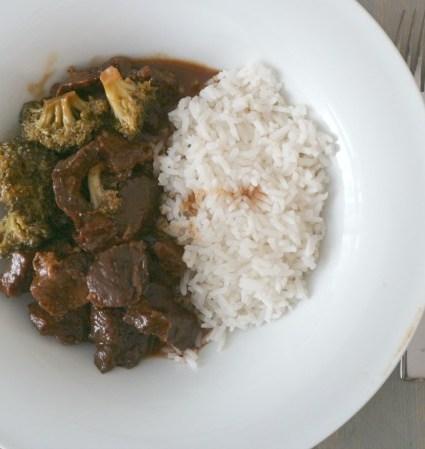 Slowcooker | Rundvlees met broccoli