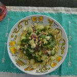 Recept | Pastasalade met rauwe ham en meloen
