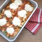 Recept | Pasta met kalkoen uit de oven