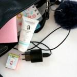 Wat zit er standaard in mijn handtas