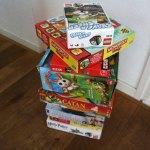 De leukste (bord)spelletjes voor kinderen