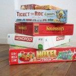Vijf op vrijdag – De leukste spelletjes voor mee op vakantie