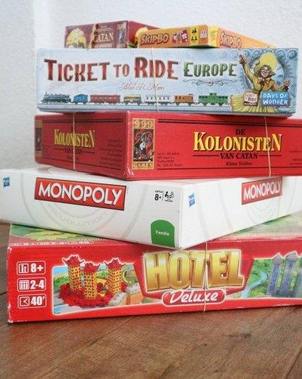 De leukste (bord)spelletjes voor volwassene